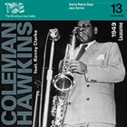 COLEMAN HAWKINS Lausanne 1949 [Swiss Radio Days Jazz Series, Vol. 13] album cover